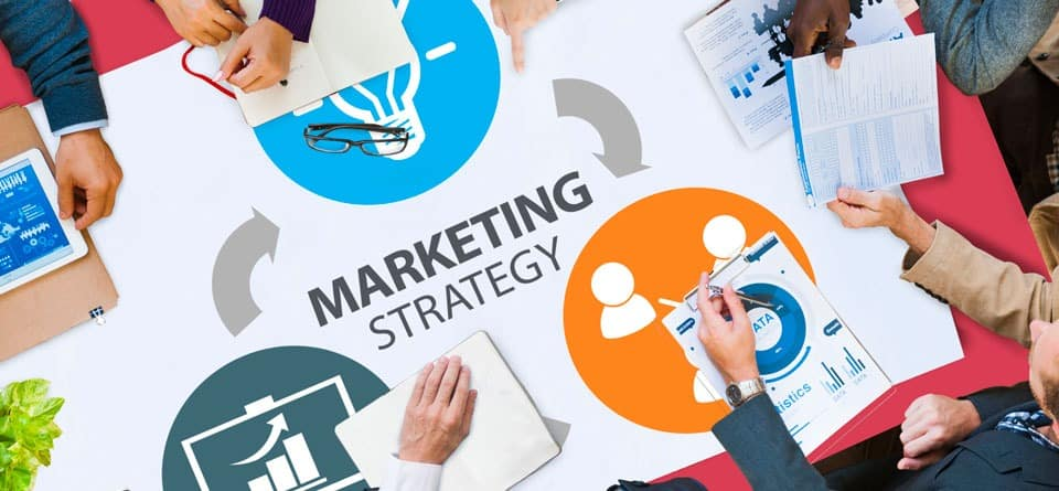 Ocean 5 develops marketing strategies that align sales and marketing activities with business objectives.
