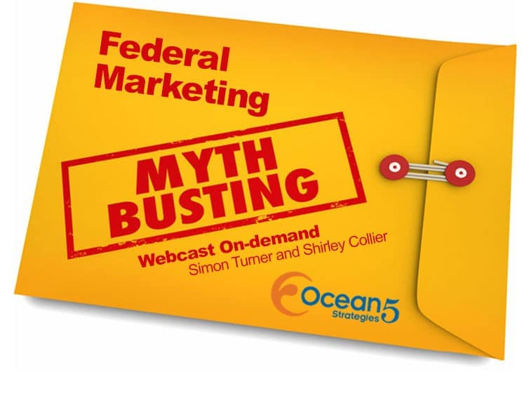 Myth-Busting Federal Marketing, Webcast with Scale2Market