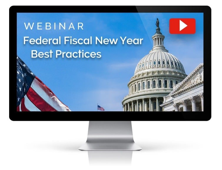 Federal Fiscal New Year Best Practices